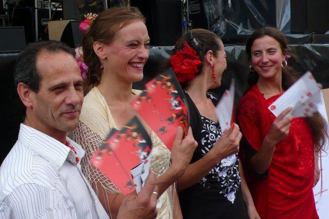 Flamenco con mil Amores