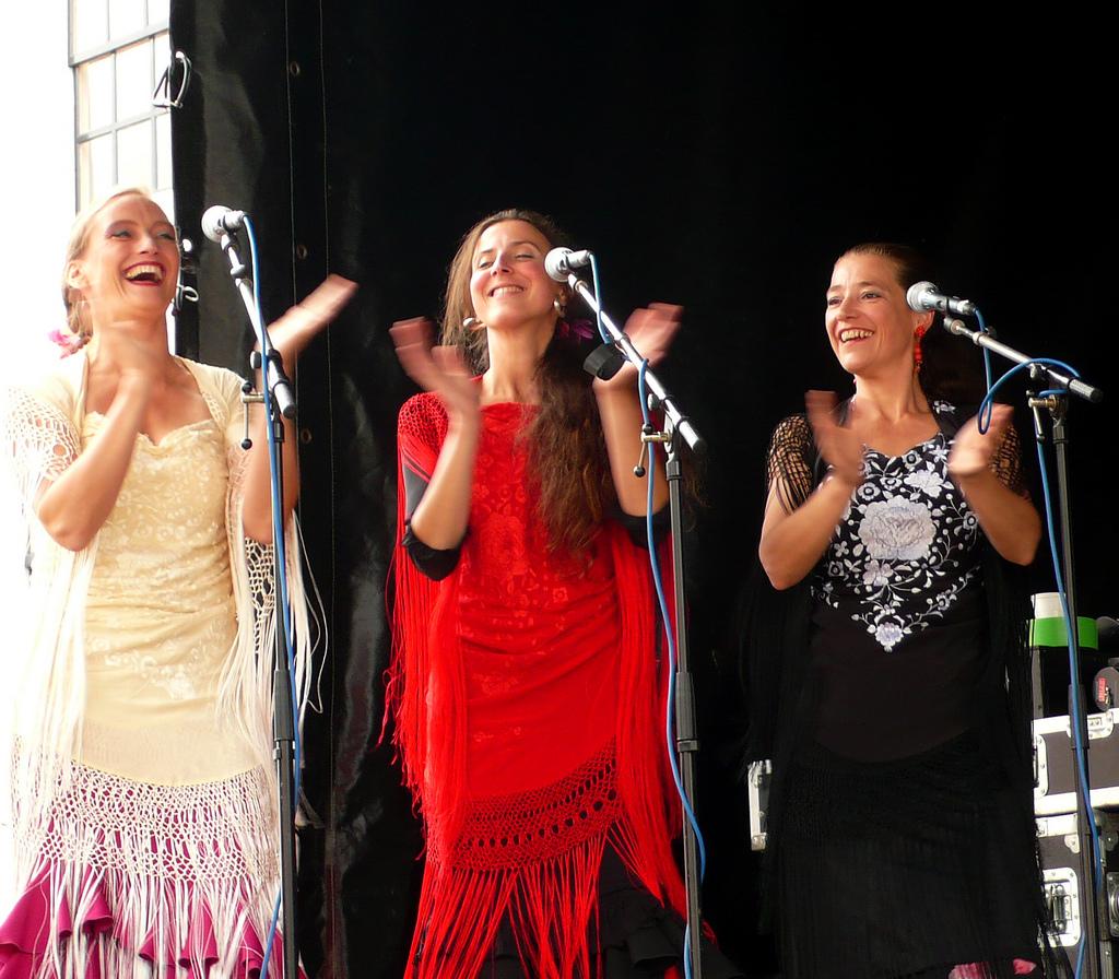 Flamenco con mil Amores - zingen